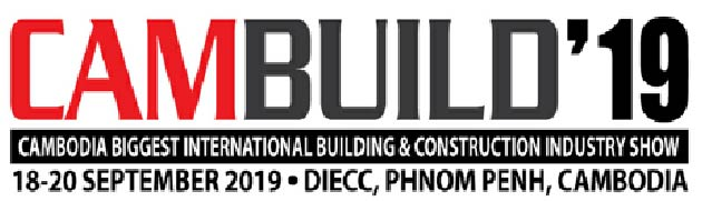 Cambuild 2019 – Cambodia's biggest international construction exhibition.