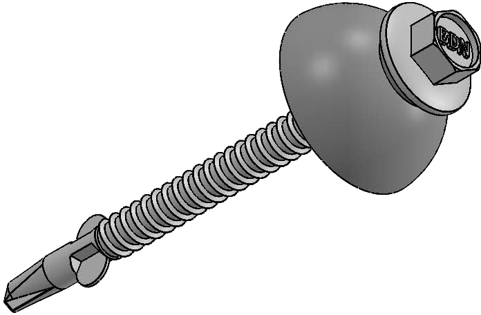 PolyXpand Crest Fixing Fasteners